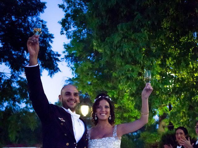 La boda de Naser y María en Espartinas, Sevilla 38