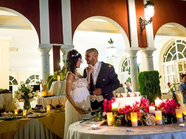 La boda de Naser y María en Espartinas, Sevilla 40