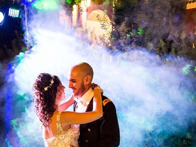 La boda de Naser y María en Espartinas, Sevilla 41