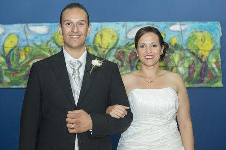 La boda de Rosa y Miguel en Alboraya, Valencia 3
