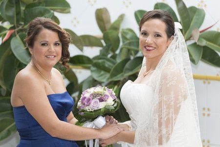 La boda de Rosa y Miguel en Alboraya, Valencia 4