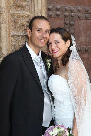 La boda de Rosa y Miguel en Alboraya, Valencia 5