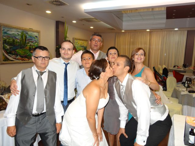 La boda de Miguel y Rosa