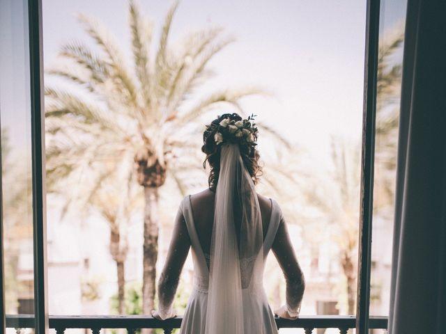 La boda de Joaquin y Paloma en Jerez De La Frontera, Cádiz 18