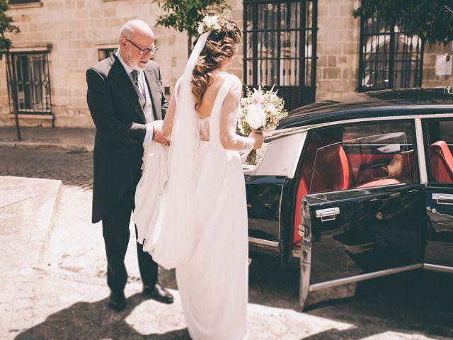 La boda de Joaquin y Paloma en Jerez De La Frontera, Cádiz 22