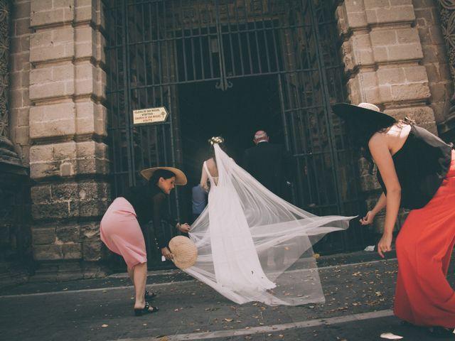 La boda de Joaquin y Paloma en Jerez De La Frontera, Cádiz 27