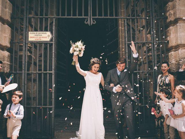 La boda de Joaquin y Paloma en Jerez De La Frontera, Cádiz 33