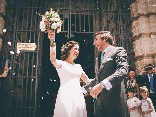 La boda de Joaquin y Paloma en Jerez De La Frontera, Cádiz 34