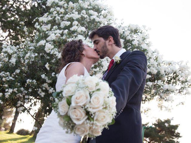 La boda de Alejandra y Gonzalo