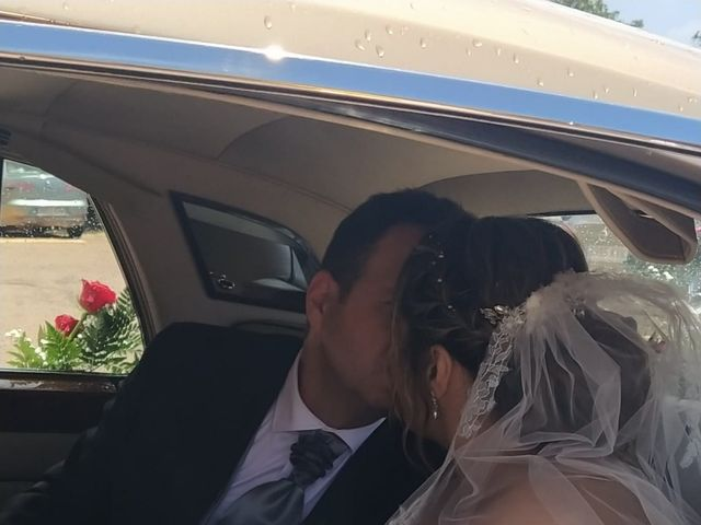 La boda de David  y Raquel en Cartagena, Murcia 4