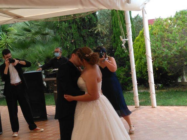 La boda de David  y Raquel en Cartagena, Murcia 9