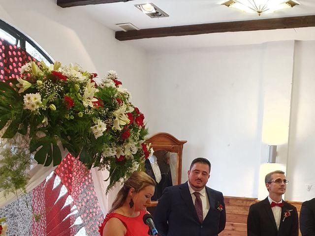 La boda de David  y Raquel en Cartagena, Murcia 29