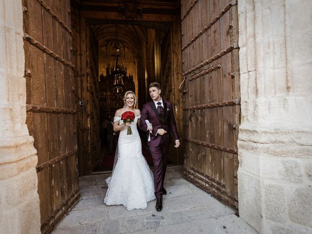 La boda de Roberto y Diana en Cáceres, Cáceres 47