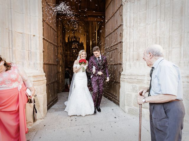 La boda de Roberto y Diana en Cáceres, Cáceres 48