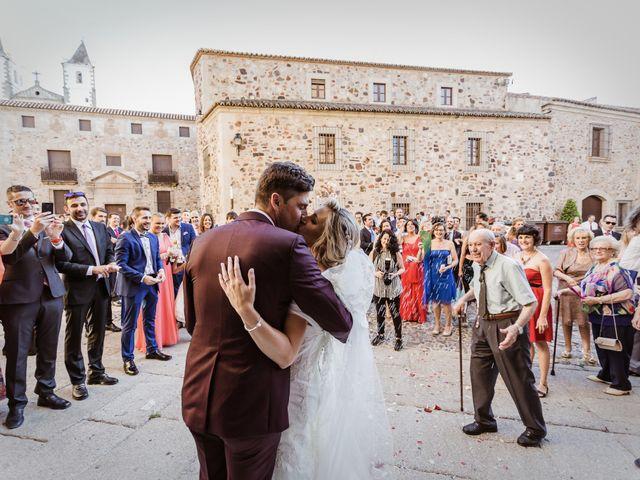 La boda de Roberto y Diana en Cáceres, Cáceres 49