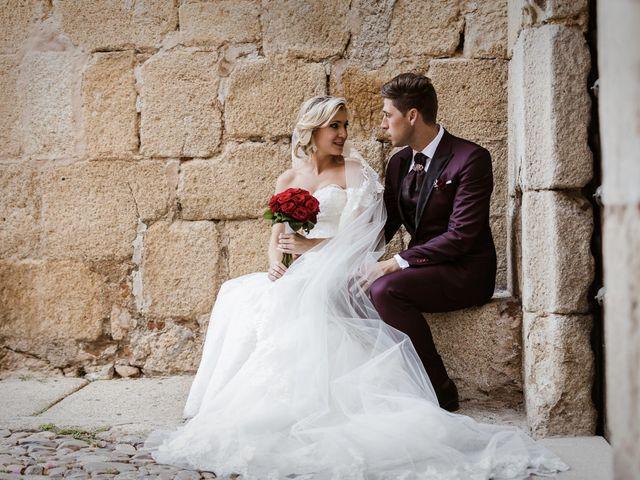 La boda de Roberto y Diana en Cáceres, Cáceres 55