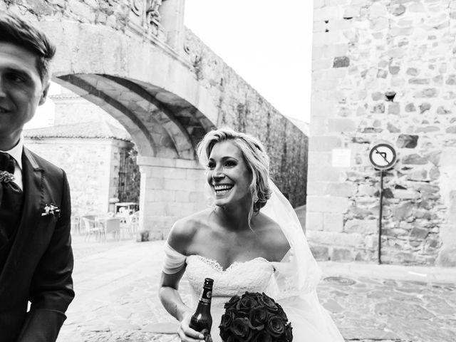 La boda de Roberto y Diana en Cáceres, Cáceres 58