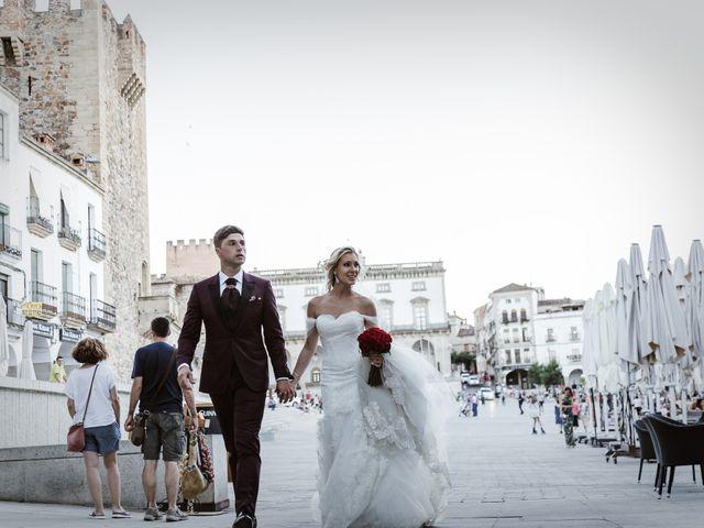 La boda de Roberto y Diana en Cáceres, Cáceres 61