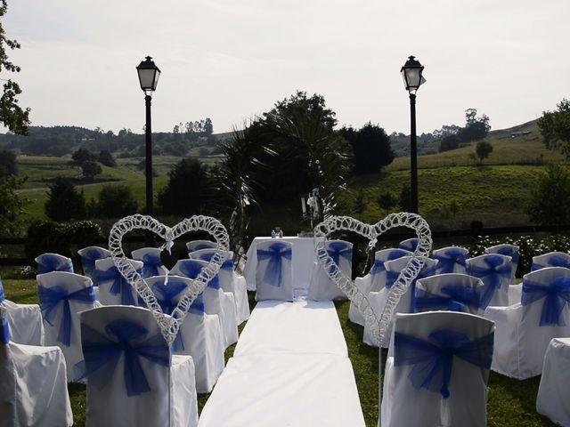 La boda de Isa y Asier en Villaescusa De Ebro, Cantabria 3