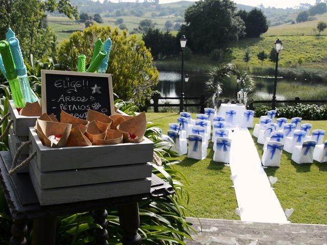 La boda de Isa y Asier en Villaescusa De Ebro, Cantabria 6