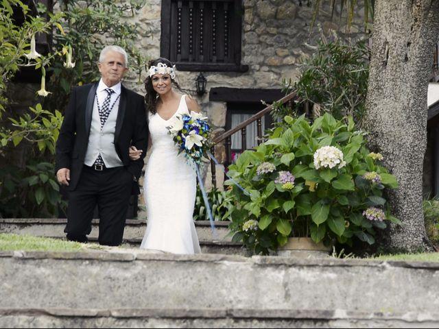 La boda de Isa y Asier en Villaescusa De Ebro, Cantabria 8