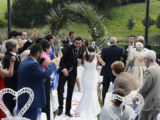 La boda de Isa y Asier en Villaescusa De Ebro, Cantabria 11