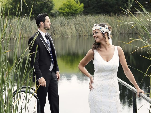La boda de Isa y Asier en Villaescusa De Ebro, Cantabria 13