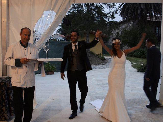 La boda de Isa y Asier en Villaescusa De Ebro, Cantabria 17