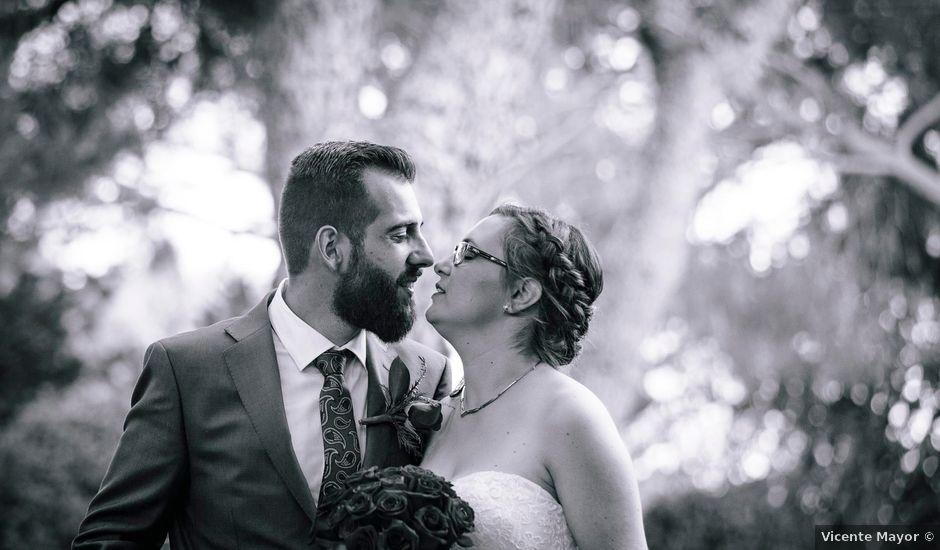 La boda de Carlos y Susana en Guadarrama, Madrid