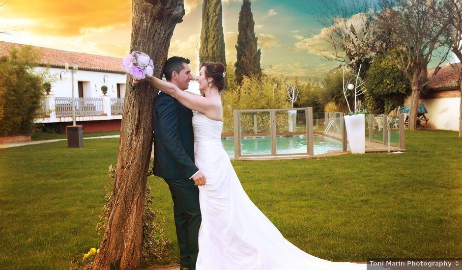 La boda de Ricardo y Sara en Galapagos, Guadalajara