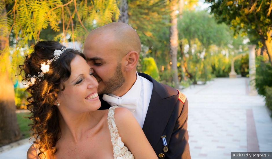 La boda de Naser y María en Espartinas, Sevilla