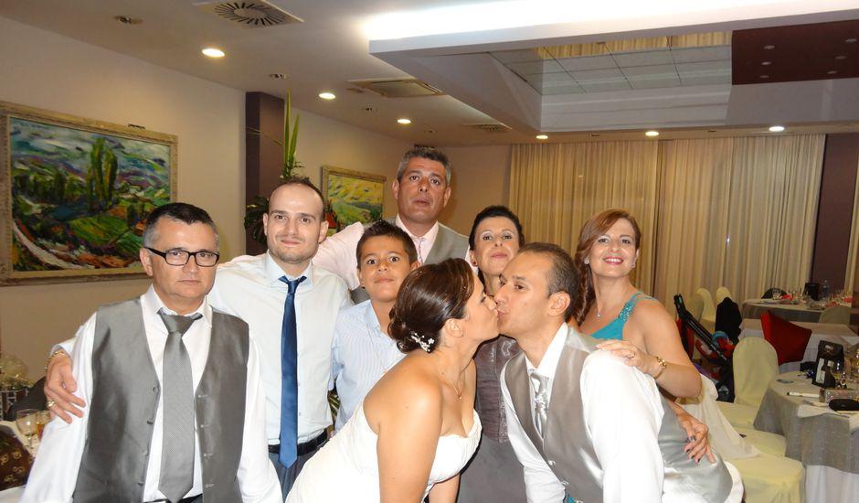 La boda de Rosa y Miguel en Alboraya, Valencia