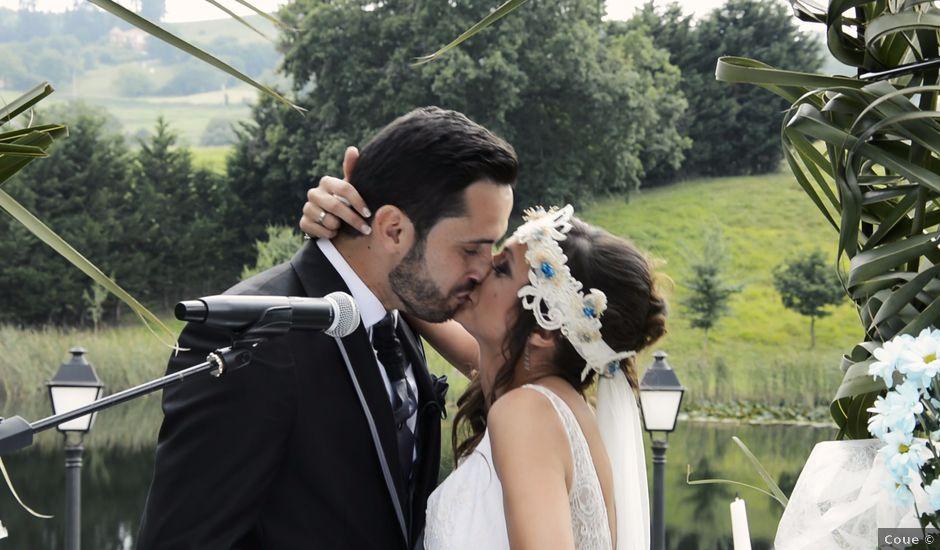 La boda de Isa y Asier en Villaescusa De Ebro, Cantabria