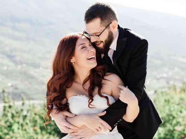La boda de Yohana y Luis
