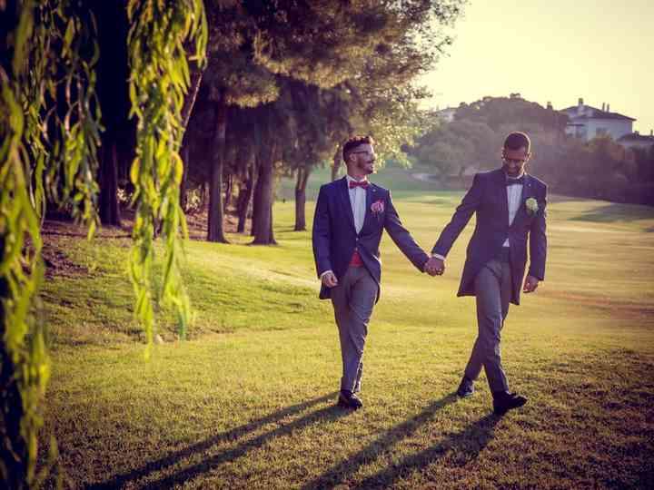 La boda de Gabi y Juan