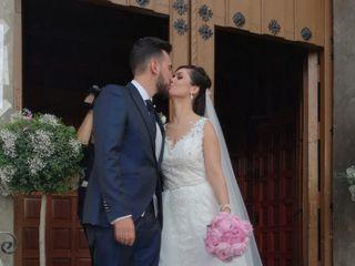 La boda de María del Mar y José Manuel