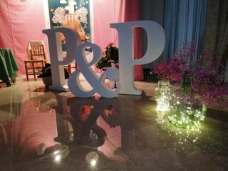 La boda de Priscila y Pedro 1