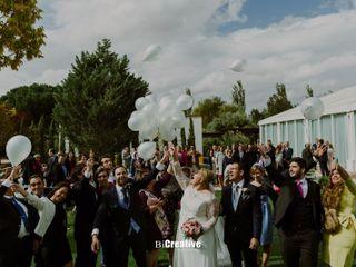 La boda de Priscila y Pedro