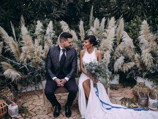 La boda de Laura y Adrián