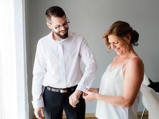 La boda de Yohana y Luis 1