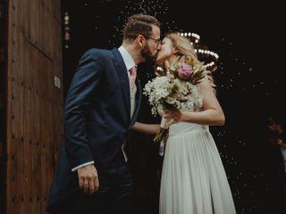 La boda de Kasia y Miguel