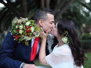 La boda de Azucena y Antonio