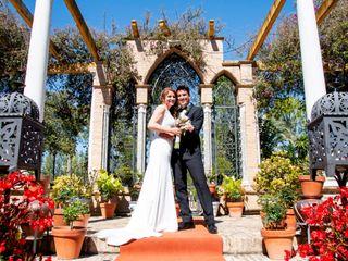 La boda de Ivan y Patricia