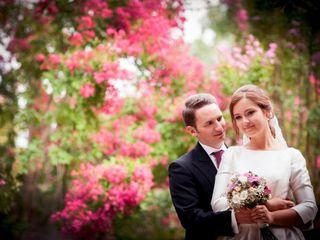 La boda de Irene y Jorge