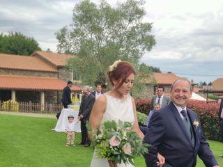 La boda de Monica y David 1