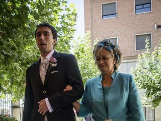La boda de Rosa y Javier 1