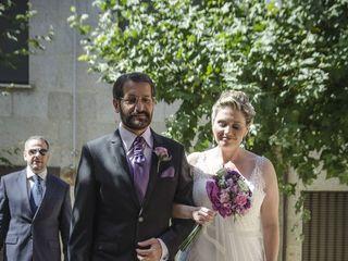 La boda de Rosa y Javier 2