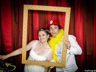 La boda de Rosa y Javier