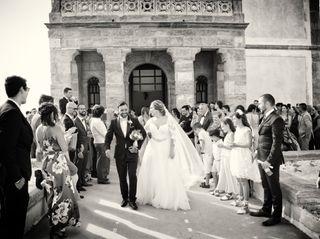 La boda de Patricia y Angel