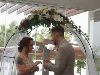La boda de Evelyn y Carlos 2